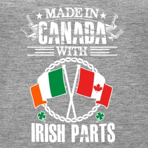 Made in Canada with Irish Parts - Women's Premium Tank Top
