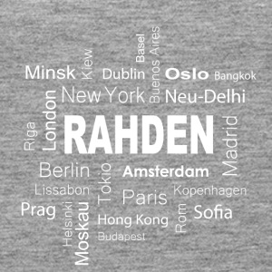 Rahden New York in Berlin - Women's Premium Tank Top