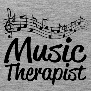 Music therapist - Women's Premium Tank Top