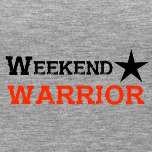 Shirt Weekend Warrior Weekend Party - Women's Premium Tank Top