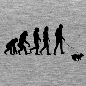 ++ ++ Dog owners Evolution - Women's Premium Tank Top