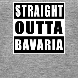 Straight outta bavaria - Women's Premium Tank Top