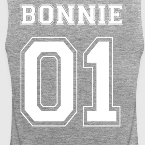 BONNIE 01 - White Edition - Premiumtanktopp dam