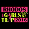 RHODOS GIRLS TRIP 2016 - Frauen Premium Tank Top