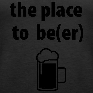 The Place to Beer - Frauen Premium Tank Top