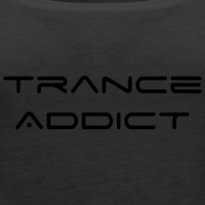 Trance Addict - Frauen Premium Tank Top