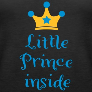Little Prince inside - Women's Premium Tank Top