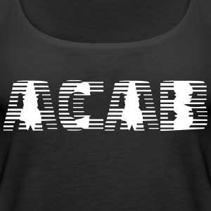 acab - Women's Premium Tank Top
