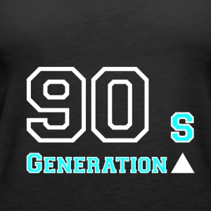 Generation90 - Frauen Premium Tank Top