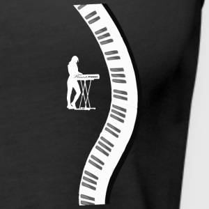 PIANISTEPOWER - Frauen Premium Tank Top