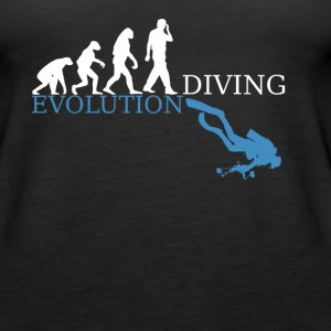 Evolution Diving - Women's Premium Tank Top