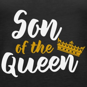 Son of Queen - Women's Premium Tank Top