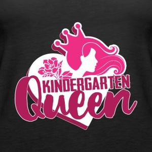 Kindergarten Queen - Frauen Premium Tank Top