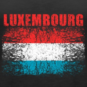 Luxembourg Flag 008 AllroundDesigns - Women's Premium Tank Top