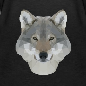 Polygon Wolf RGB - Frauen Premium Tank Top
