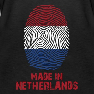 Nederland Flag - Made in Holland - Gift - Vrouwen Premium tank top