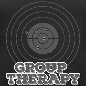 Police: Group Therapy - Women's Premium Tank Top