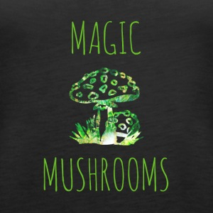 Magic mushrooms Magic Mushrooms Toadstool - Premium singlet for kvinner