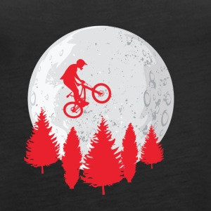 BIKE MOON - Women's Premium Tank Top