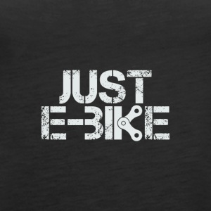 bike just ebike - Frauen Premium Tank Top