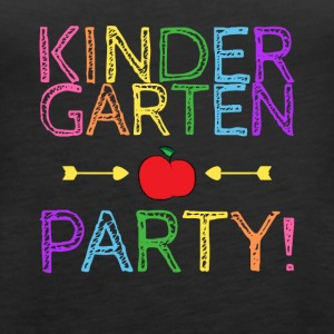 Kindergarten Party Design - Frauen Premium Tank Top
