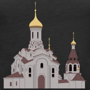 Orthodox Church - Women's Premium Tank Top