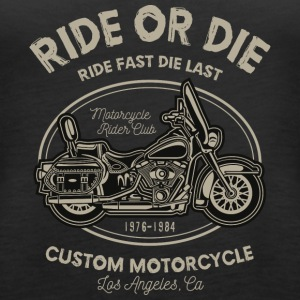 Ride or Die - Premiumtanktopp dam