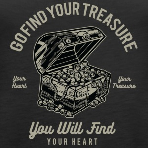 Treasure - Women's Premium Tank Top