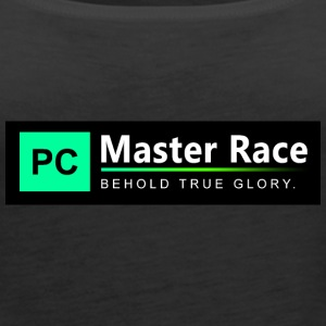 PC Master Race - Vrouwen Premium tank top
