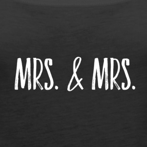 Partnerlook Mrs. & Mrs - Women's Premium Tank Top
