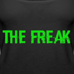 The Freak - Women's Premium Tank Top