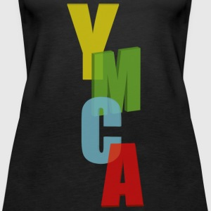 YMCA - Premium singlet for kvinner