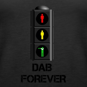 TRAFFIC LIGHT FOREVER DAB / DAB TRAFFIC LIGHT - Women's Premium Tank Top