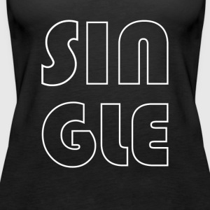 single - Women's Premium Tank Top