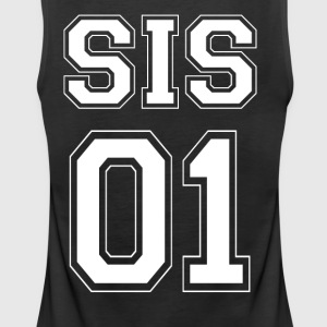 SIS 01 - White Edition - Frauen Premium Tank Top