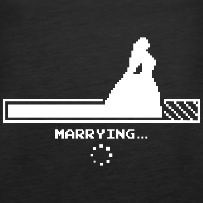 Loading Marriage - Women's Premium Tank Top
