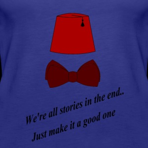 We're all stories in the end