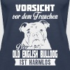OLD ENGLISH BULLDOG - Frauen Premium Tank Top