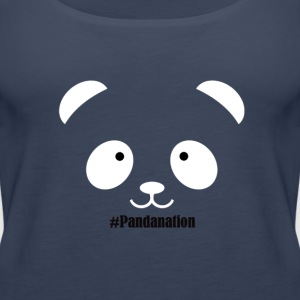 Pandanation2 - Women's Premium Tank Top