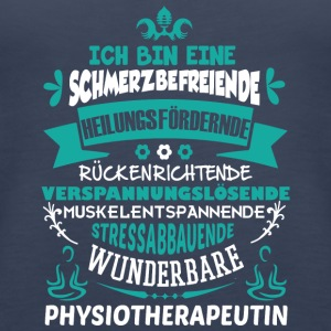 Physiotherapeutin - Frauen Premium Tank Top