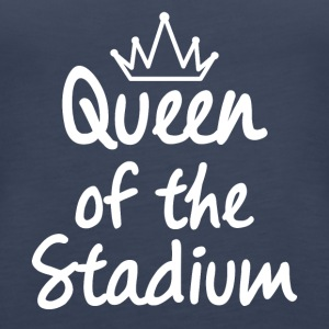 Queen of the stage - Women's Premium Tank Top