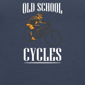 OLDSCHOOL CYCLING - Frauen Premium Tank Top