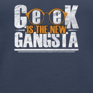 Geek Gangsta - Women's Premium Tank Top