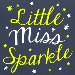 LITTLE MISS SPARKLE - Premiumtanktopp dam