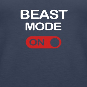 BEAST MODE - Frauen Premium Tank Top