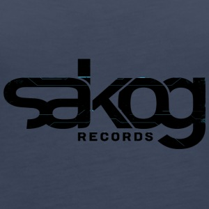 Sakog Records - Vrouwen Premium tank top