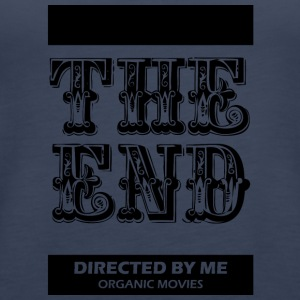 theendmovie Blak - Premium singlet for kvinner