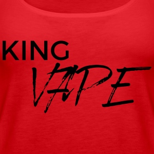 KingVape - Frauen Premium Tank Top