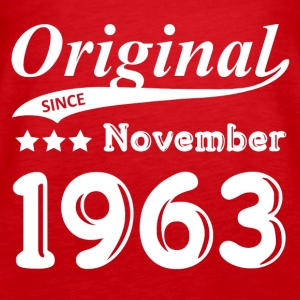 Original Since November 1963 gift - Women's Premium Tank Top