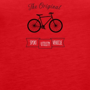 THE ORIGINAL CYCLE - Women's Premium Tank Top